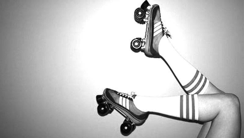 Mum Vs Roller-Disco