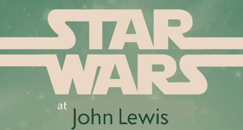 Star Wars At John Lewis | Boy Gift List