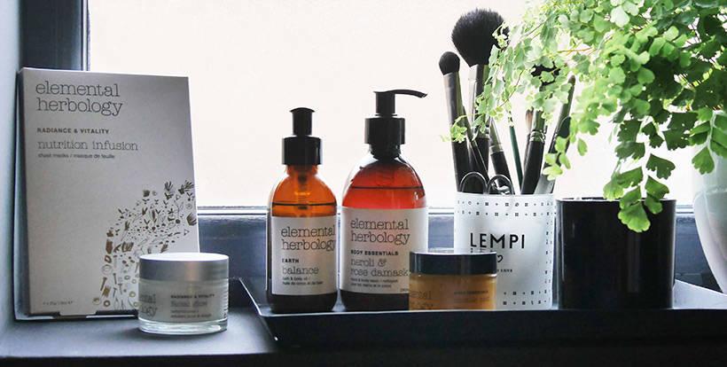 Elemental Herbology Skincare