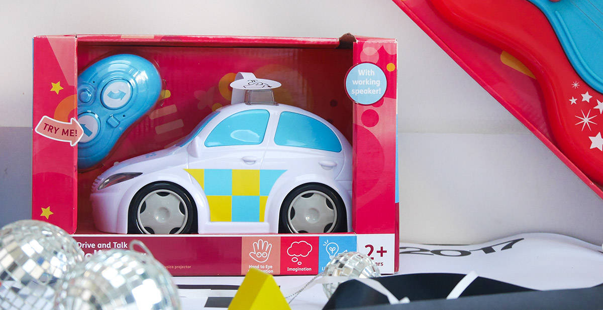 Carousel Police Car review