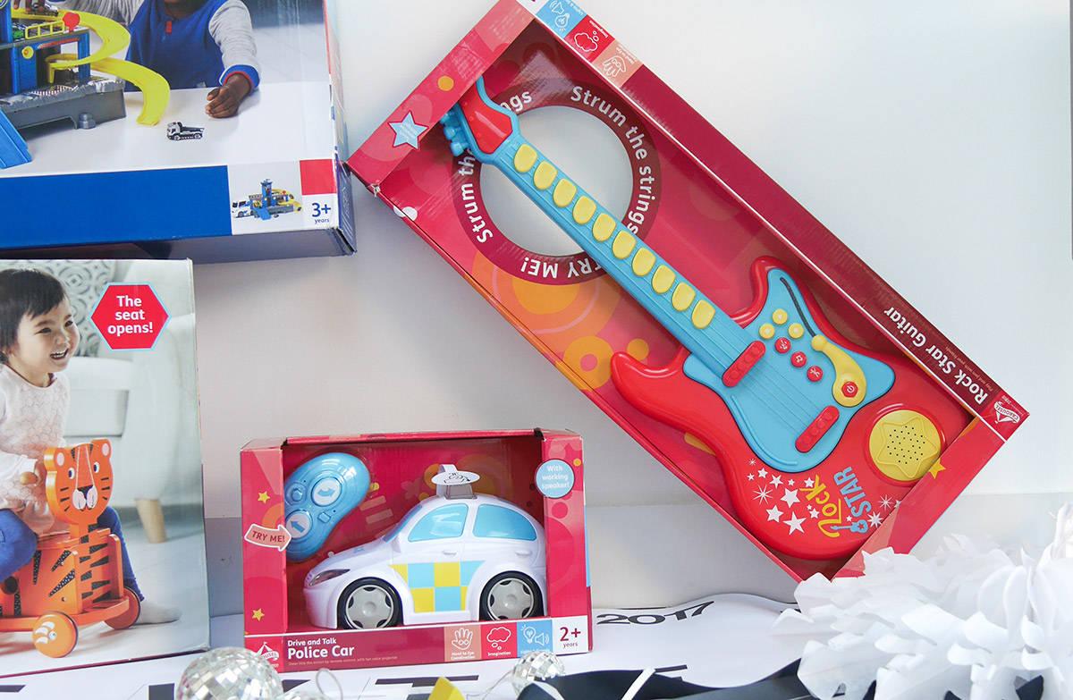 Kids Rockstar Guitar Toy