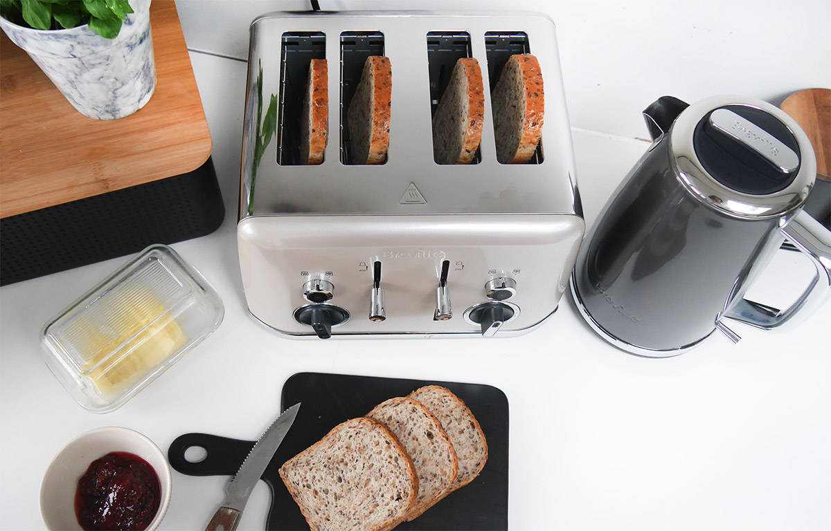 Breville Lustra Toaster