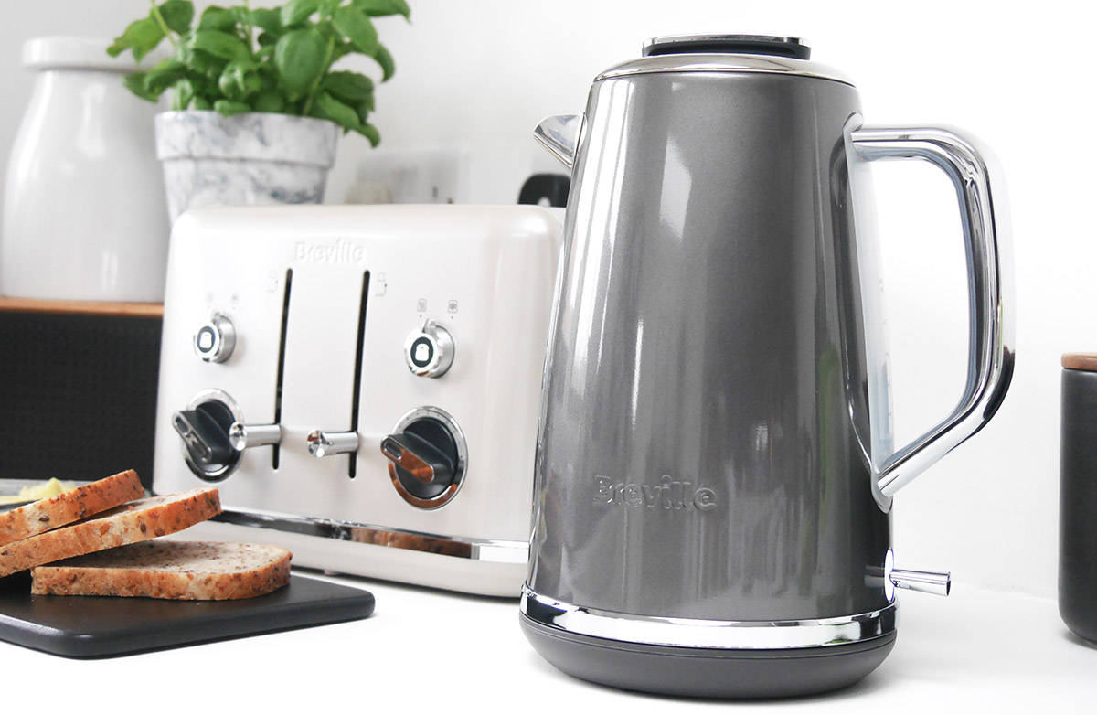 Lustra Kettle and Toaster